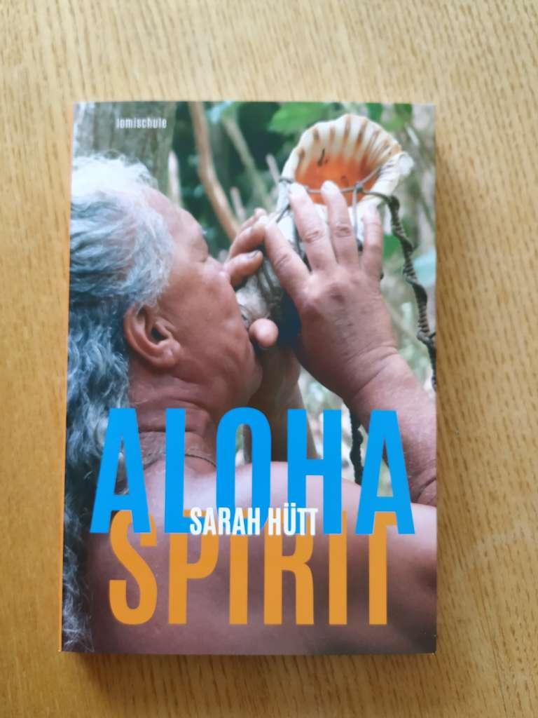 Buchcover Aloha Spirit von Sarah Hütt