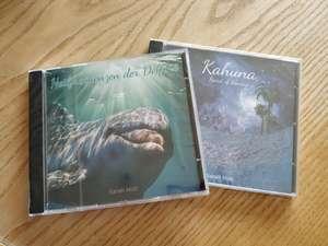 CD's Heilfrequenzen der Delfine und Kahuna Wal Klänge